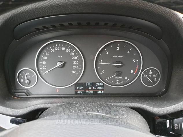 BMW X3 xDrive20dA 190ch Lounge Plus Glaciersilber Occasion - 10