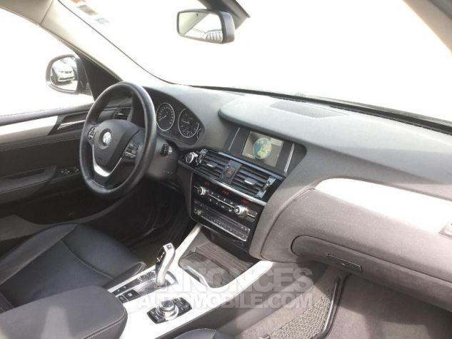 BMW X3 xDrive20dA 190ch Lounge Plus GRIS C Occasion - 2