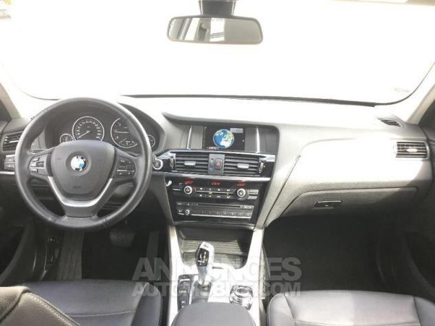 BMW X3 xDrive20dA 190ch Lounge Plus GRIS C Occasion - 3
