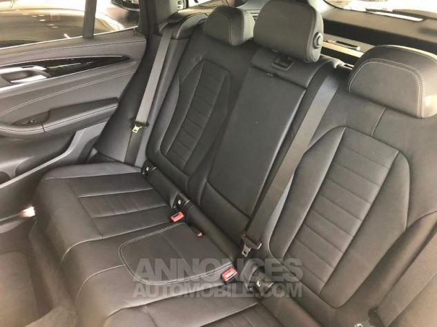 BMW X3 xDrive20dA 190ch Luxury Glaciersilber metallise Neuf - 3