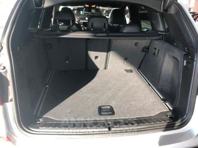 BMW X3 xDrive20dA 190ch Luxury Glaciersilber metallise Neuf - 10