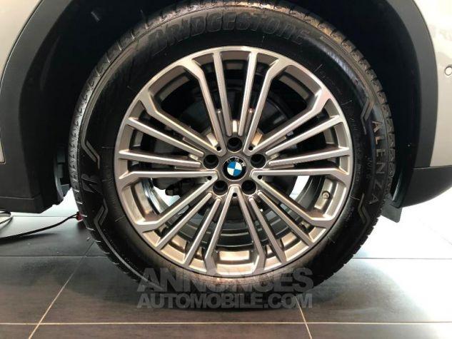 BMW X3 xDrive20dA 190ch Luxury Glaciersilber metallise Neuf - 12