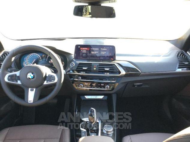 BMW X3 xDrive20dA 190ch Luxury Euro6c Sophistograu  metallise Occasion - 3