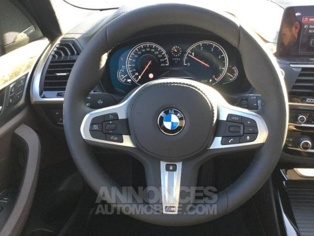 BMW X3 xDrive20dA 190ch Luxury Euro6c Sophistograu  metallise Occasion - 5