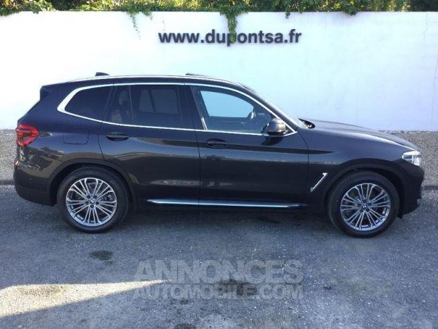 BMW X3 xDrive20dA 190ch Luxury Euro6c Sophistograu  metallise Occasion - 10