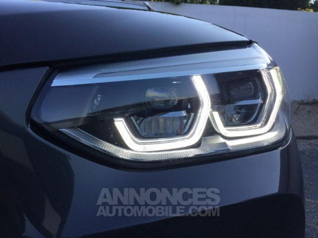 BMW X3 xDrive20dA 190ch Luxury Euro6c Sophistograu  metallise Occasion - 11