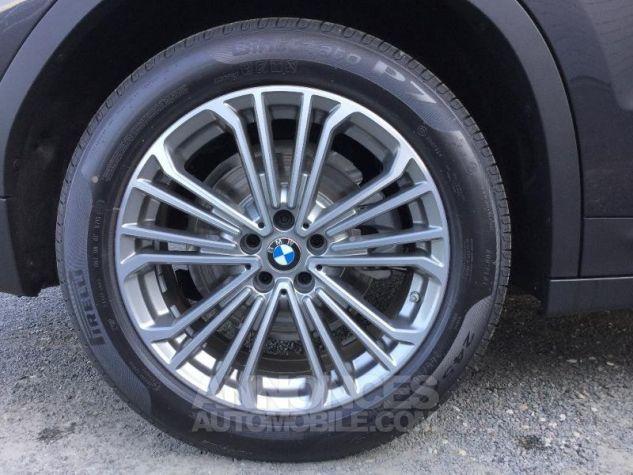 BMW X3 xDrive20dA 190ch Luxury Euro6c Sophistograu  metallise Occasion - 12