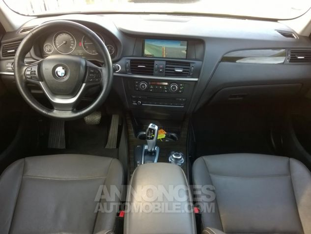 BMW X3 XDRIVE30D 258CH Luxe Steptronic A Blanc Occasion - 8