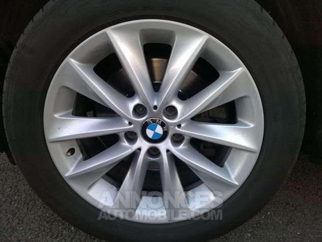 BMW X3 XDRIVE30D 258CH Luxe Steptronic A Blanc Occasion - 11
