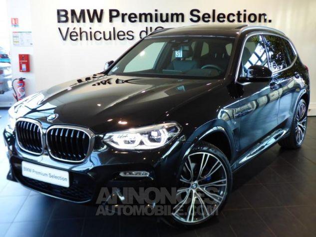 BMW X3 xDrive30dA 265ch M Sport SAPHIR SCHWARZ Occasion - 0