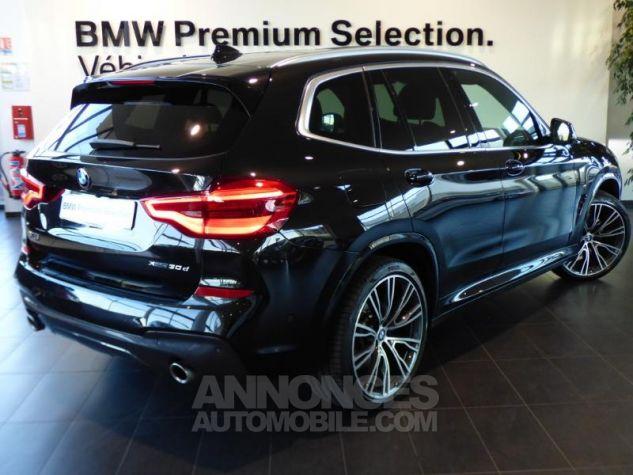 BMW X3 xDrive30dA 265ch M Sport SAPHIR SCHWARZ Occasion - 1