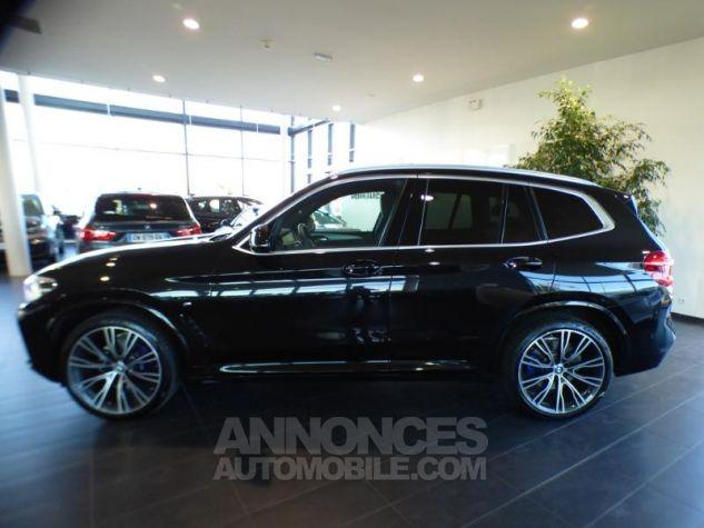 BMW X3 xDrive30dA 265ch M Sport SAPHIR SCHWARZ Occasion - 2