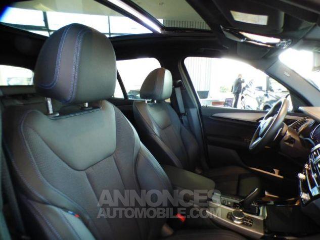 BMW X3 xDrive30dA 265ch M Sport SAPHIR SCHWARZ Occasion - 5