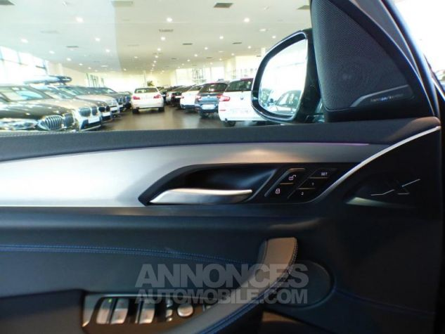 BMW X3 xDrive30dA 265ch M Sport SAPHIR SCHWARZ Occasion - 8