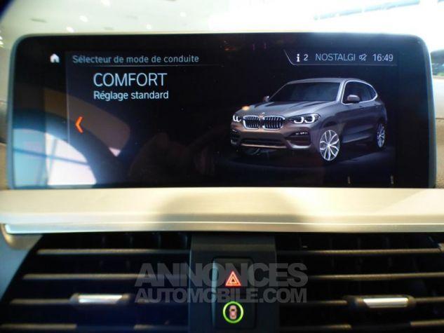 BMW X3 xDrive30dA 265ch M Sport SAPHIR SCHWARZ Occasion - 12