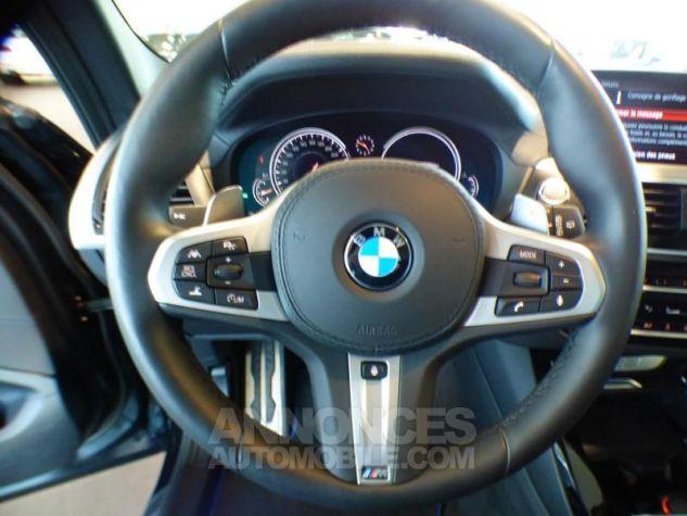 BMW X3 xDrive30dA 265ch M Sport SAPHIR SCHWARZ Occasion - 19