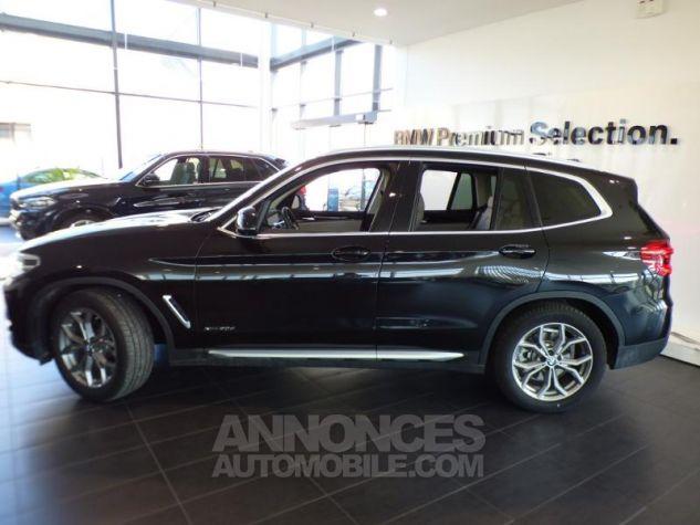BMW X3 xDrive30dA 265ch M Sport Euro6c Carbonschwarz metallise Occasion - 2