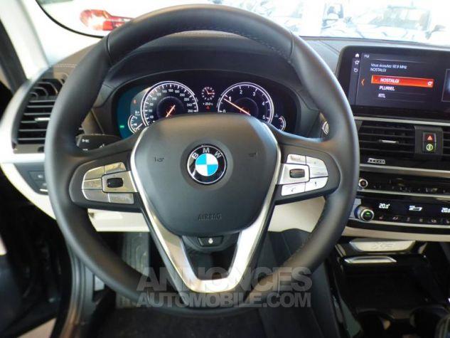 BMW X3 xDrive30dA 265ch M Sport Euro6c Carbonschwarz metallise Occasion - 13