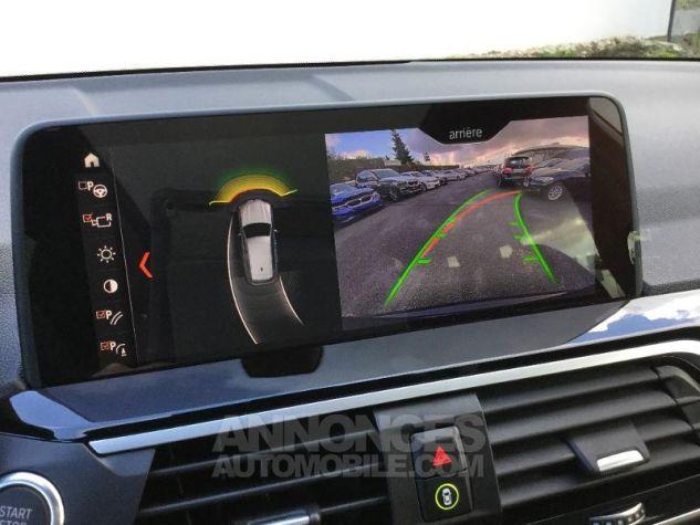 BMW X3 xDrive30dA 265ch xLine Euro6d-T Sophistograu Metallisee Occasion - 10