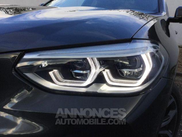 BMW X3 xDrive30dA 265ch xLine Euro6d-T Sophistograu Metallisee Occasion - 12