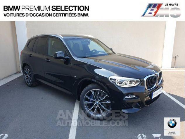 BMW X3 xDrive30iA 252ch M Sport Euro6d-T Saphirschwarz Neuf - 0