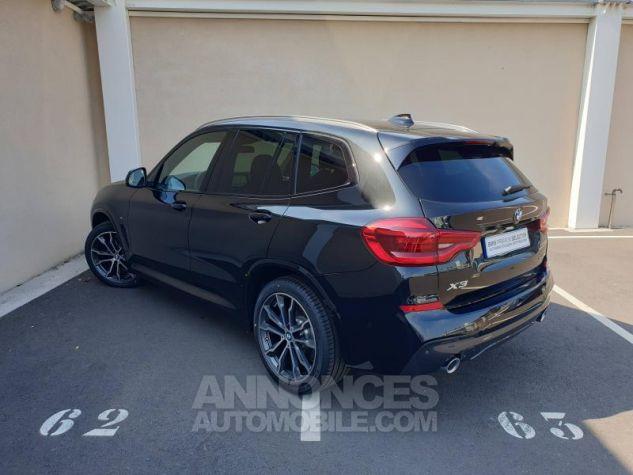 BMW X3 xDrive30iA 252ch M Sport Euro6d-T Saphirschwarz Neuf - 1