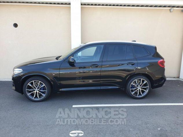 BMW X3 xDrive30iA 252ch M Sport Euro6d-T Saphirschwarz Neuf - 2