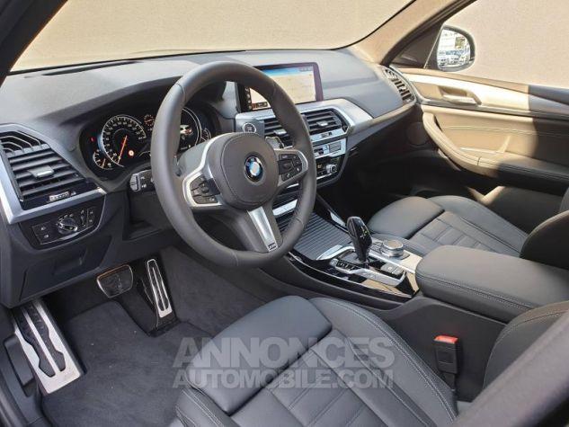 BMW X3 xDrive30iA 252ch M Sport Euro6d-T Saphirschwarz Neuf - 3
