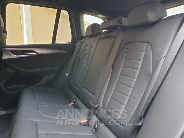 BMW X3 xDrive30iA 252ch M Sport Euro6d-T Saphirschwarz Neuf - 4