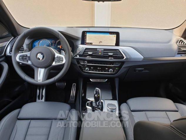BMW X3 xDrive30iA 252ch M Sport Euro6d-T Saphirschwarz Neuf - 5