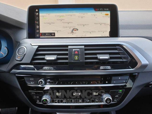 BMW X3 xDrive30iA 252ch M Sport Euro6d-T Saphirschwarz Neuf - 7