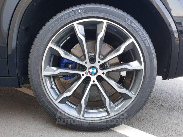 BMW X3 xDrive30iA 252ch M Sport Euro6d-T Saphirschwarz Neuf - 10