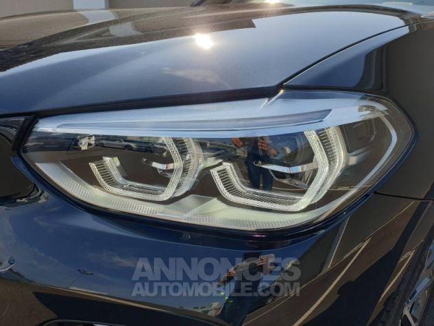 BMW X3 xDrive30iA 252ch M Sport Euro6d-T Saphirschwarz Neuf - 14