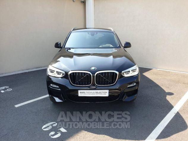 BMW X3 xDrive30iA 252ch M Sport Euro6d-T Saphirschwarz Neuf - 16