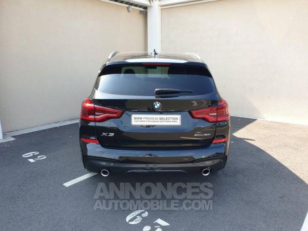 BMW X3 xDrive30iA 252ch M Sport Euro6d-T Saphirschwarz Neuf - 17