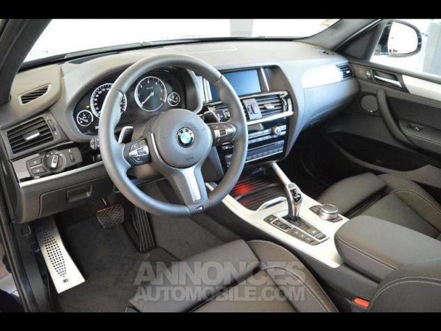 BMW X3 xDrive35dA 313ch M Sport Carbonschwarz metallise Occasion - 2