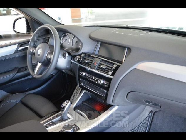 BMW X3 xDrive35dA 313ch M Sport Carbonschwarz metallise Occasion - 3