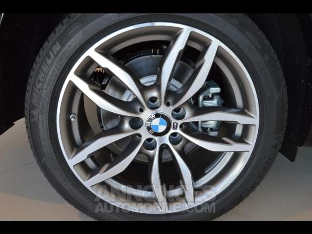 BMW X3 xDrive35dA 313ch M Sport Carbonschwarz metallise Occasion - 8