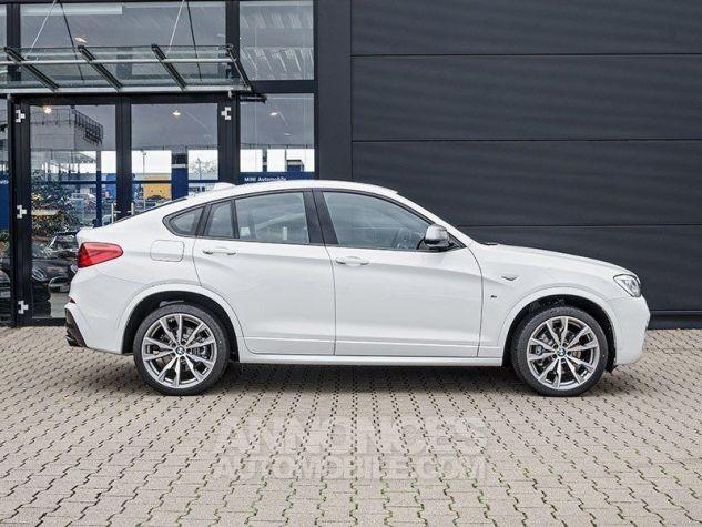 BMW X4 F26 M40I 360CH BLANC Occasion - 1