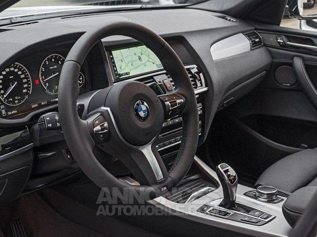 BMW X4 F26 M40I 360CH BLANC Occasion - 7