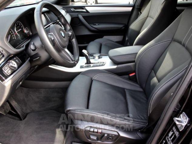 BMW X4 F26 M40I 360CH NOIR Occasion - 7