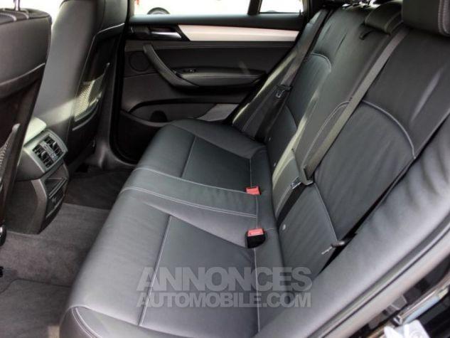 BMW X4 F26 M40I 360CH NOIR Occasion - 8