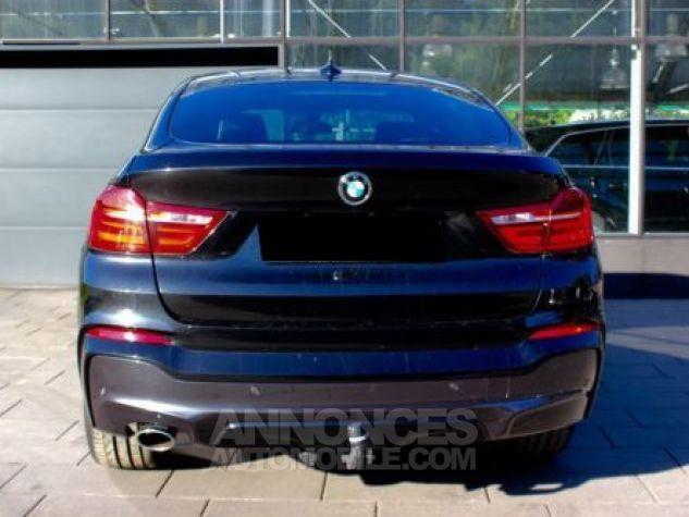 BMW X4 F26 XDRIVE20D 190CH M SPORT NOIR Occasion - 4