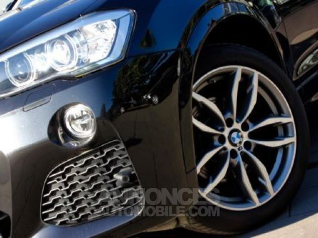 BMW X4 F26 XDRIVE20D 190CH M SPORT NOIR Occasion - 6
