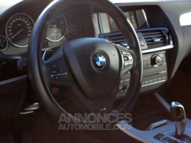 BMW X4 F26 XDRIVE20D 190CH M SPORT NOIR Occasion - 8