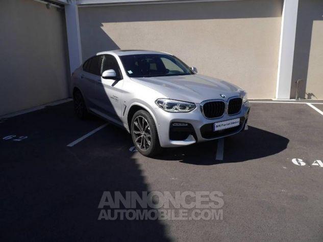 BMW X4 xDrive20d 190ch M Sport Euro6c Glaciersilber Occasion - 0