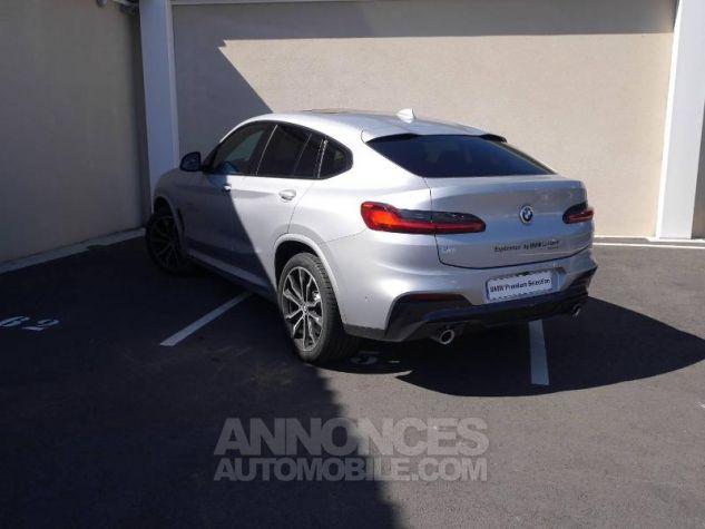 BMW X4 xDrive20d 190ch M Sport Euro6c Glaciersilber Occasion - 1