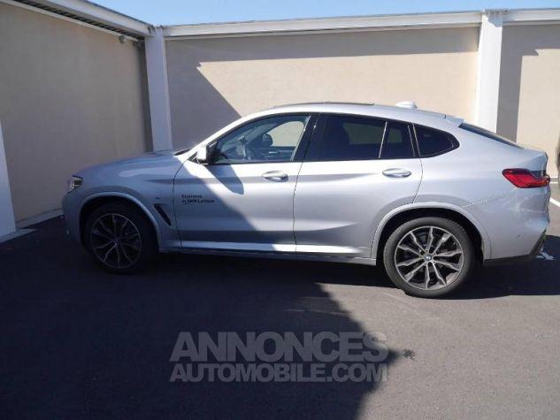 BMW X4 xDrive20d 190ch M Sport Euro6c Glaciersilber Occasion - 2