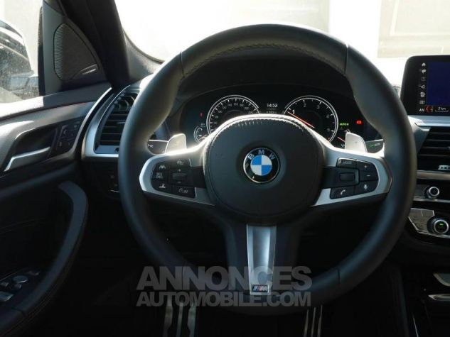 BMW X4 xDrive20d 190ch M Sport Euro6c Glaciersilber Occasion - 4