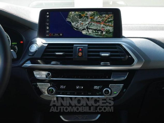 BMW X4 xDrive20d 190ch M Sport Euro6c Glaciersilber Occasion - 5